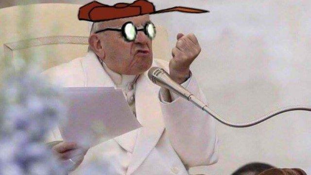 Papa equipara al aborto con contratar sicario