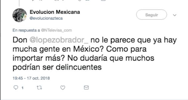 Mexicanos migrantes