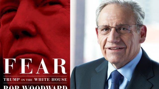 Reseña de Fear, de Bob Woodward