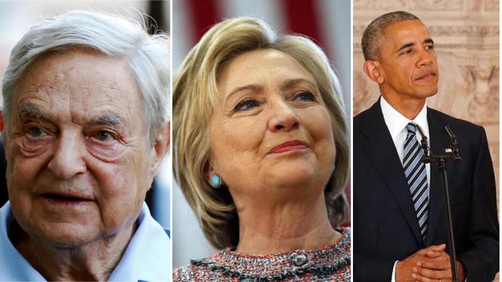 Envían explosivos a casas de Soros, Clinton y Obama