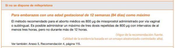 Misoprostol, OMS, Aborto Seguro, Morras Help Morras