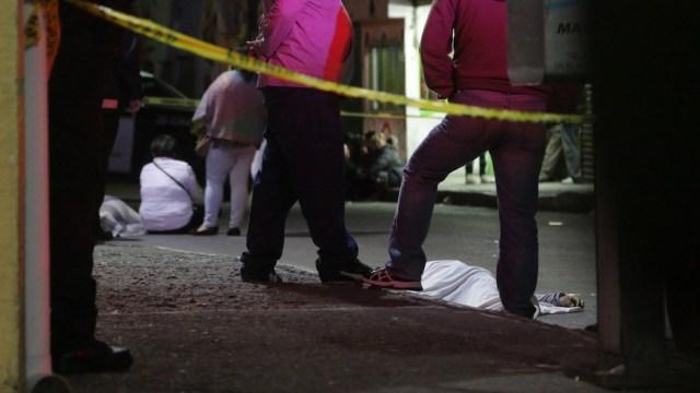 Fiesta en Naucalpan acaba en 5 muertos y 9 heridos