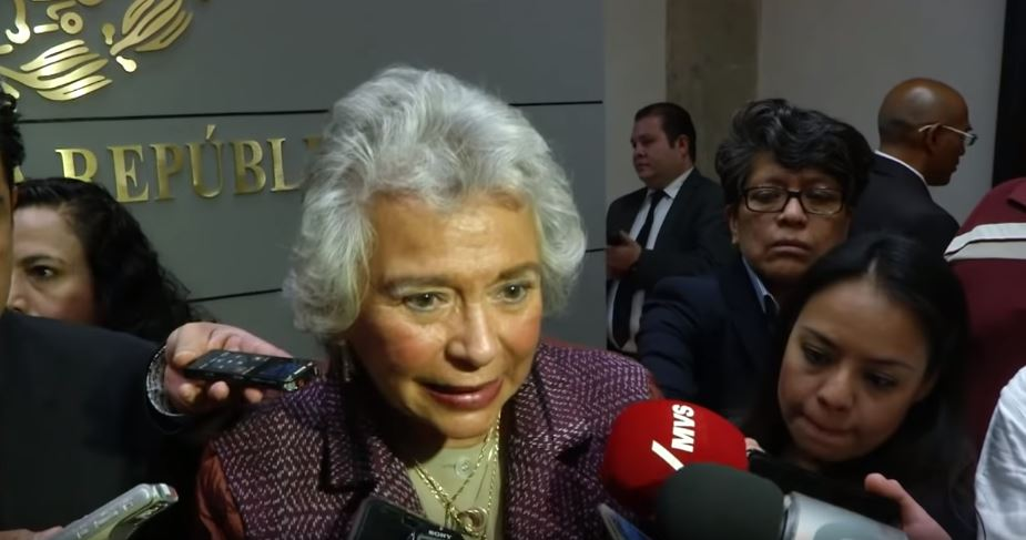 Olga Sanchez Cordero, Aborto, Amnistía