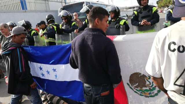 Entrevista a Alexandra Haas, presidenta de Conapred sobre Éxodo Centroamericano