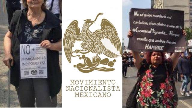 Detrás de las consignas xenófobas en la Marcha Fifí