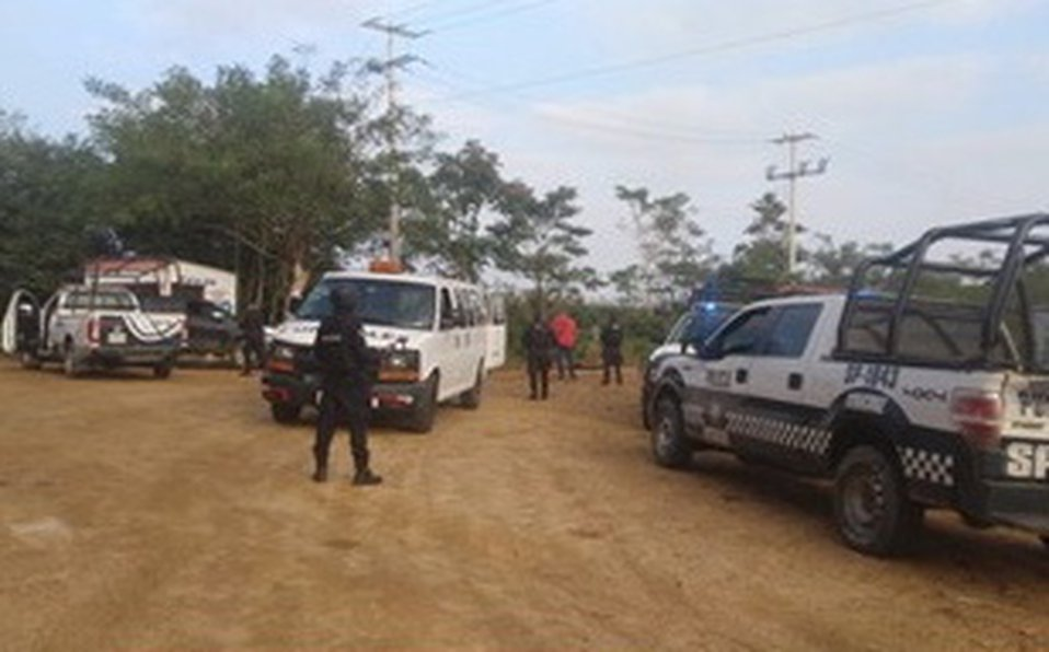 Grupo armado ataca a grupo de migrantes en Veracruz