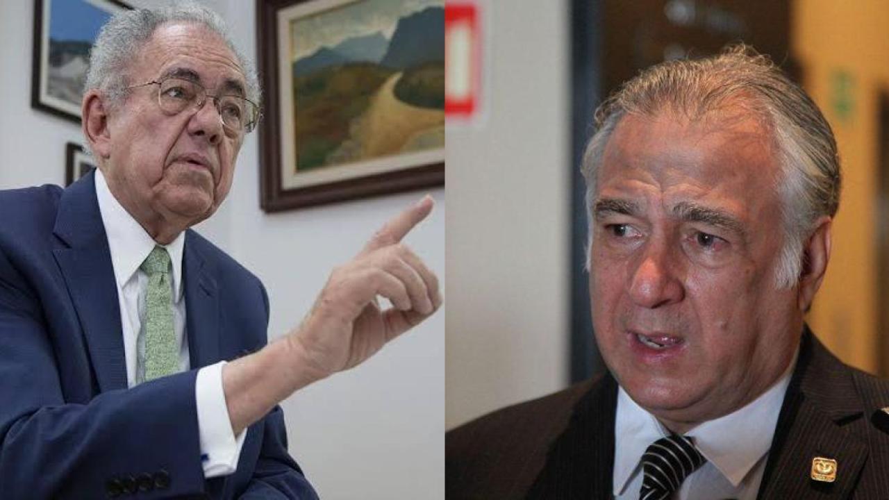 Jiménez Espriú y Torruco se contradicen sobre aeropuertos
