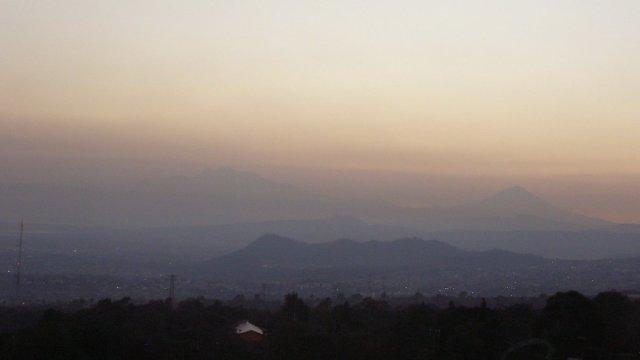 Pánico por desabasto trae mejor calidad del aire en CDMX