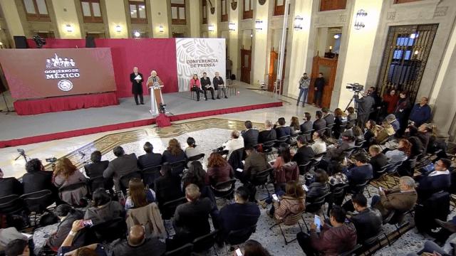 Feminicidios, Periodistas, AMLO, Conferencia