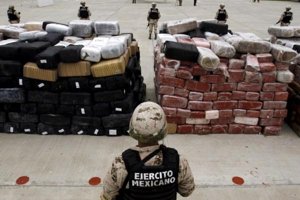 ¿Cómo replanteará AMLO el apoyo de EE.UU. contra el narco?