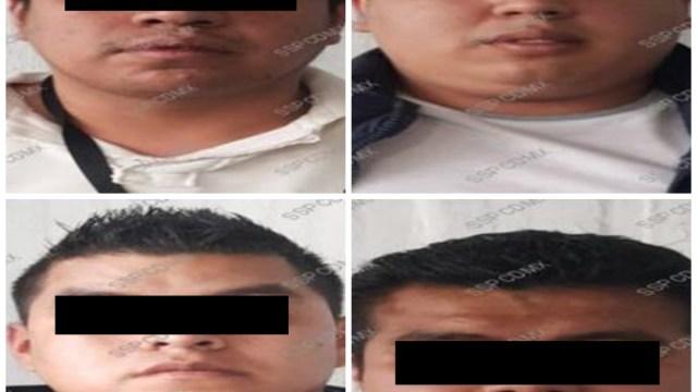 Detienen a banda 'Los Drones', relacionados en 94 robos