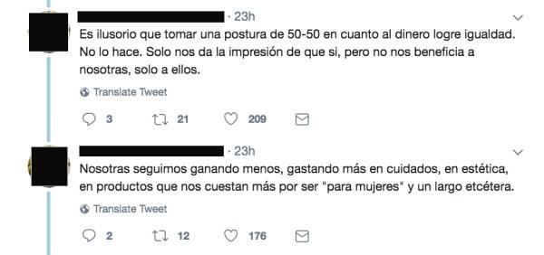 ICEE, Combo, Twitter, Sexo