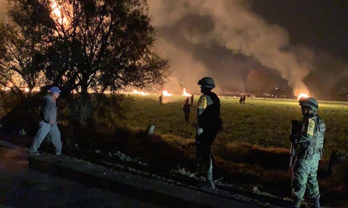 Todo lo que sabemos sobre la toma que explotó en Hidalgo: van 67 muertos
