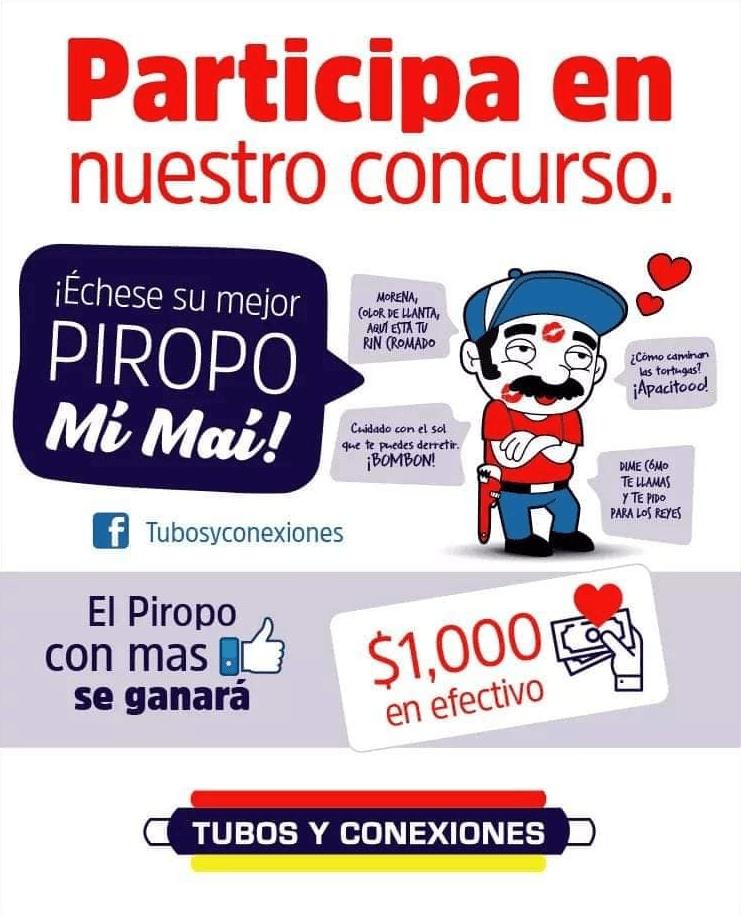 Tubos y Conexiones, Publicidad Sexista, Piropos, Acoso Callejero