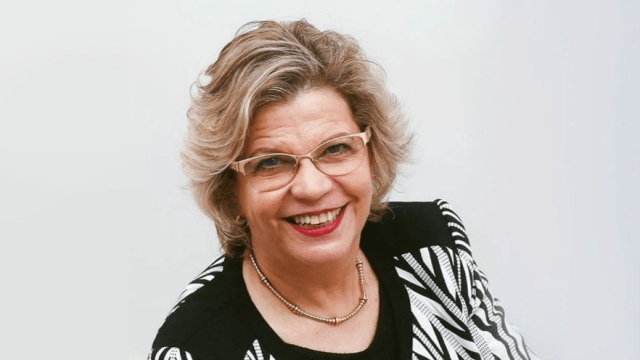 Nadine Gasman, Directora, Inmujeres
