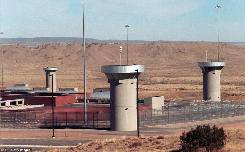 ADMAX Florence, El Chapo, compañeros, cárcel