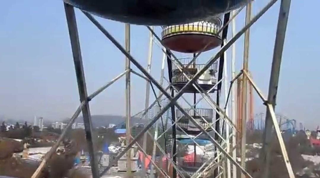 Adolescente cae de juego de Six Flags; denuncian negligencia