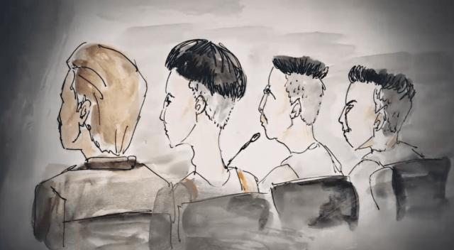 Caso #SanJuanXalpa: Dan prisión preventiva a dos detenidos, familia sostiene que detención fue ilegal