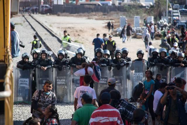 EEUU rastrea y hostiga a periodistas y abogados y defensores de DH promigrantes
