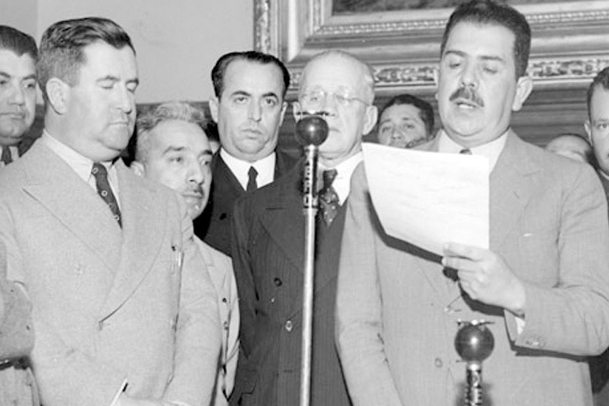 Expropiación petrolera, Lázaro Cárdenas, 18 Marzo, 1938