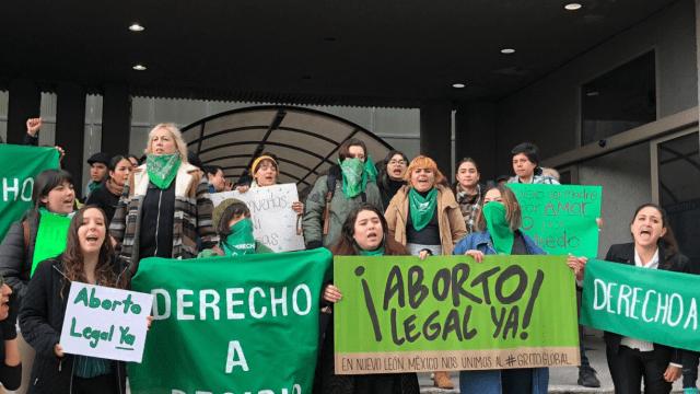 Aborto, Nuevo León, Derecho A Decidir