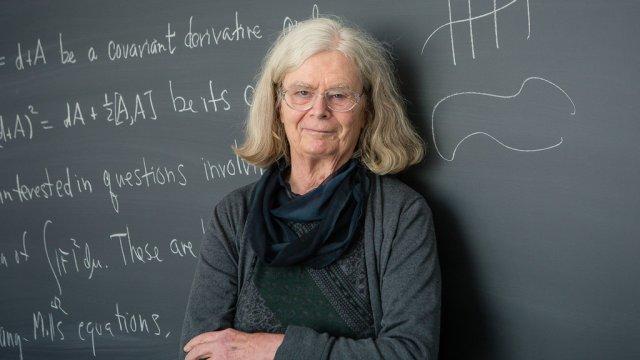 Karen Uhlenbeck, Matemáticas, Premio Nobel, Premio Abel