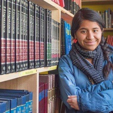 Biblioteca Comunitaria, UNAM