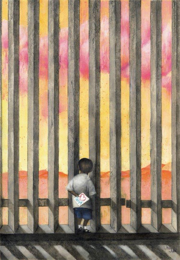 migración infantil, día de las madres