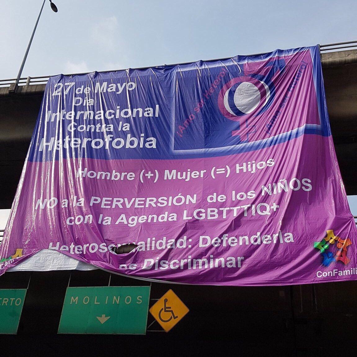 Lucha contra la homofobia, lesbofobia, bifobia