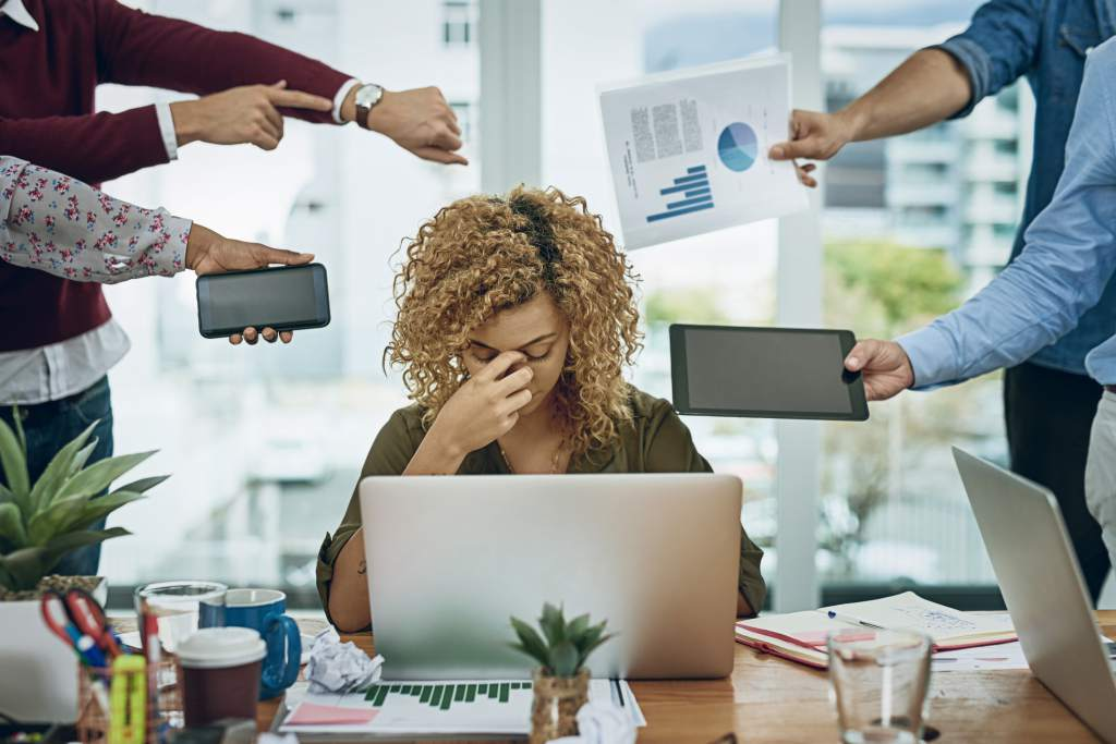 Tu jefe te cuidará del estrés laboral