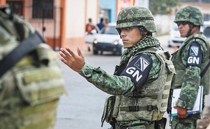 Resultado de imagen para guardia nacional