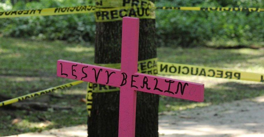 Lesvy, feminicidio