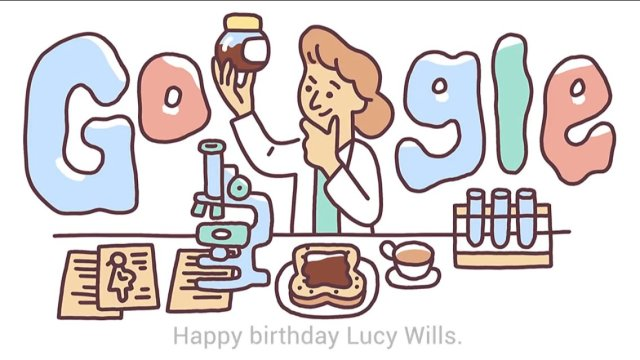 Se conmemora a Lucy Wills