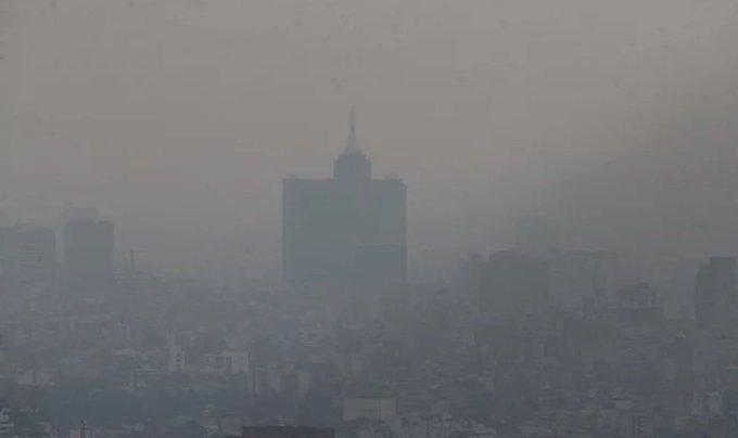 SEP suspende actividades por mala calidad del aire en CDMX