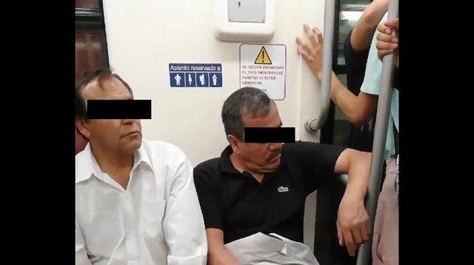 Pareja gay se besa en metro de Monterrey e incomoda a homófobos