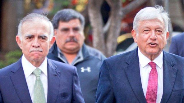 Alfonso Romo desmiente haber presentado su renuncia a AMLO