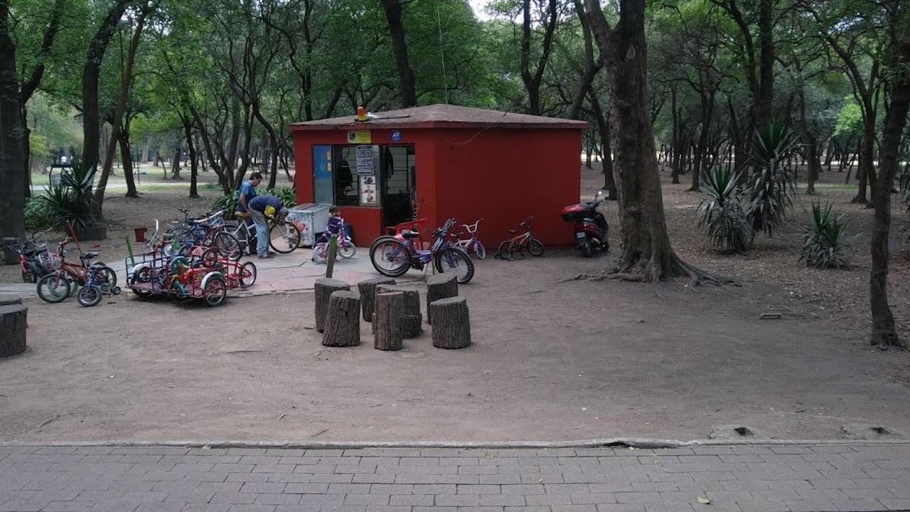 Espacio cultural en Chapultepec, la Casa de la Bici