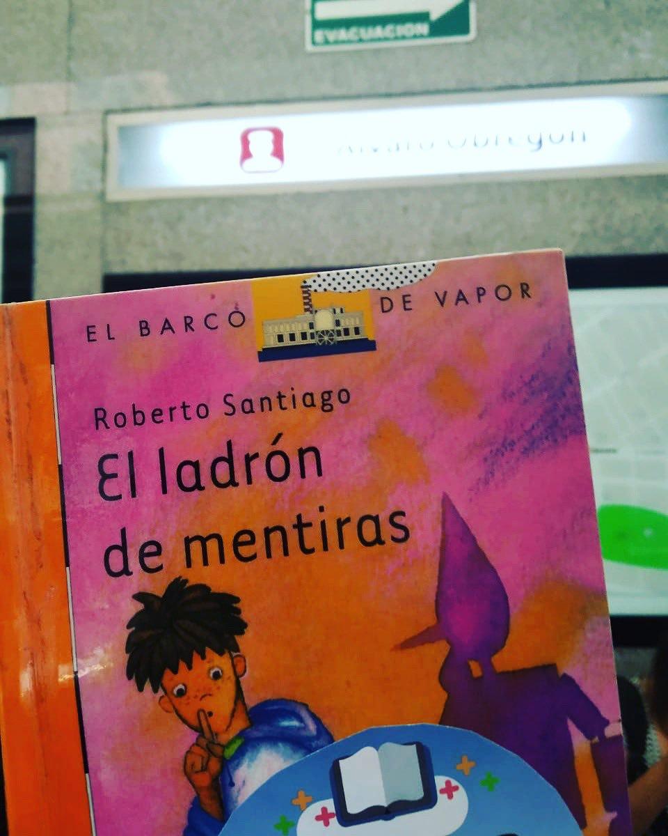 Libros en el transporte