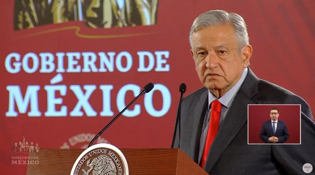 Acto de Unidad en defensa de la dignidad de México