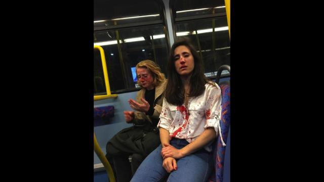 Lesbianas sufren ataque homofóbico en Londres