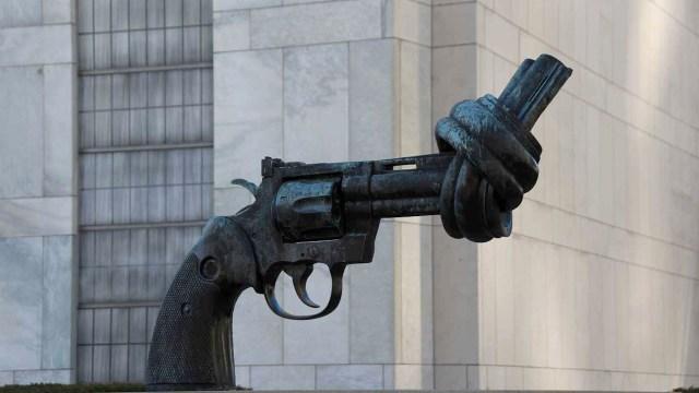 Entre más armas más violencia