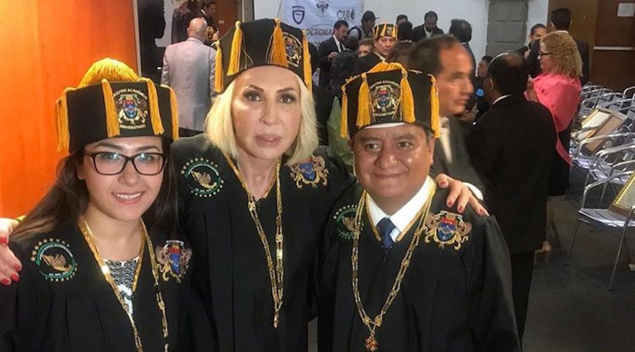 Laura Bozzo no recibirá doctorado honoris causa por el congreso