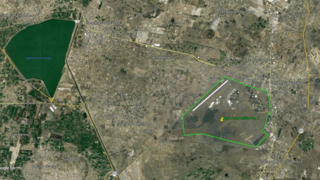 Semarnat y UNAM avalan construcción Aeropuerto Santa Lucia