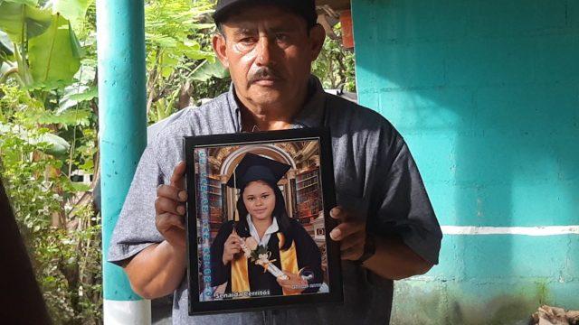 Policía mexicana asesina a adolescente salvadoreña