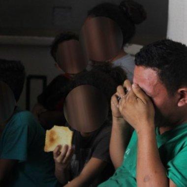 Familia hondureña fue secuestrada en Oaxaca, fueron liberados