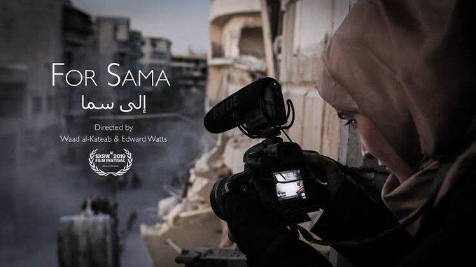Reseña de documental For Sama, proyectado en GIFF
