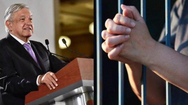 AMLO propone ley de amnistía para liberar presos políticos