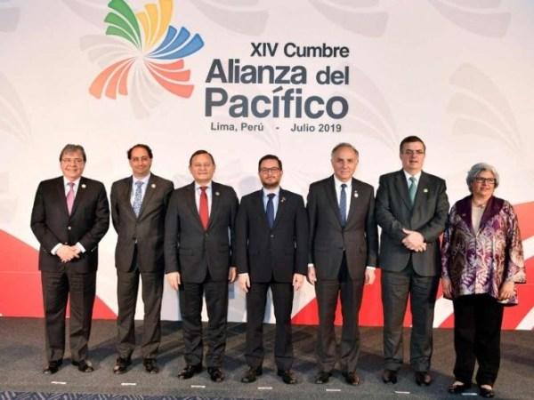 Cumbre de la alianza del Pacífico