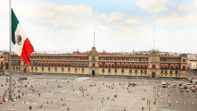Palacio Nacional como residencia oficial desde 1884