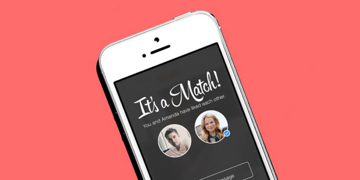 La aplicación Tinder usa un algoritmo que escoge por ti